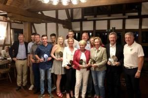 Rekordbeteiligung bei den Clubmeisterschaften 2018