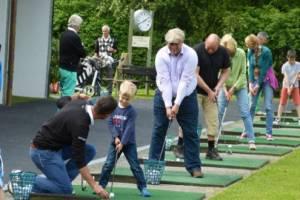 In vier Schritten zum Golferglück – Das Newcomer Konzept des GC Burg Overbach