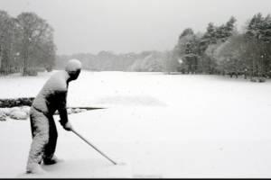 Spielbetrieb Winter GC Burg Overbach