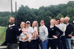 Ladies first ! - die GBCO-Mädels fahren den Heimsieg ein