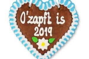 Preis des Präsidiums am 12.10.2019 – Ozapft is!