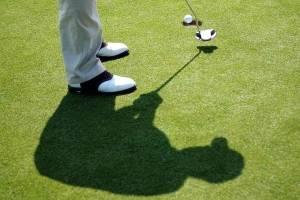 """Artikel im Generalanzeiger """"Kreis-Gesundheitsamt hat nichts gegen Golfspielen"""""""