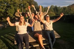 Sensation perfekt – DGL Damenmannschaft schafft den Aufstieg