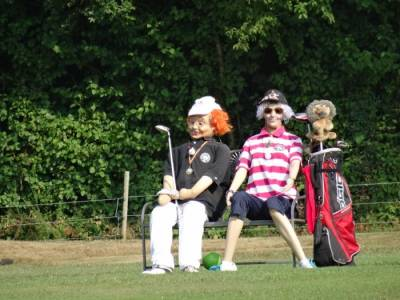 """Ein Golfturnier der besonderen Art """" 75 Plus by Eva, Ilona y Werner"""""""