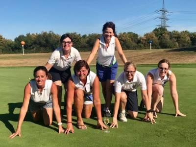 5. und letzter Spieltag der DGL Damen – Qualifikation zum Aufstiegsspiel geschafft
