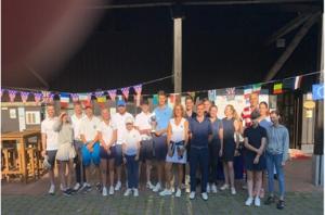 Unsere Jugendlichen im Golffieber  Ryder Cup, Feriencamp, Clubmeisterschaft und Liga-Spiel