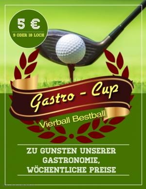 Neu - Gastro Cup